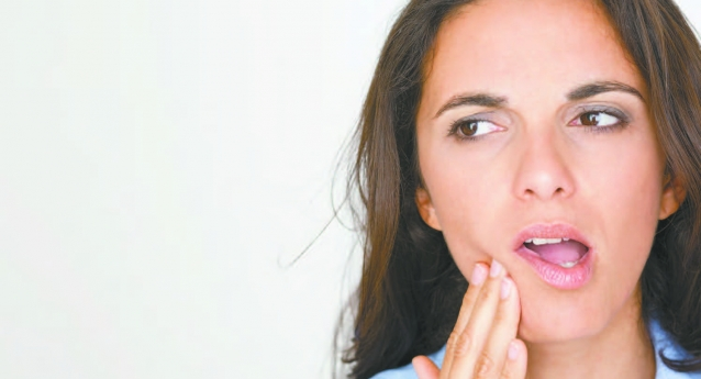 What Can You Do About Sensitive Teeth?