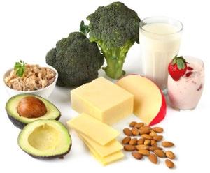 Maintanence foods
